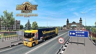 Download ✅ Euro Truck Simulator 2 - Beyond the Baltic Sea - Kaliningrad(RU) to Kaunas(LT) Video