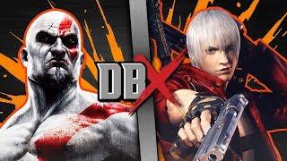 Download Kratos VS Dante (God of War VS Devil May Cry) | DBX Video