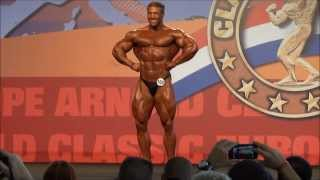 Download Tim Budesheim free poses routine at Arnold Classic Europe 2013. Heavyweight bodybuilding. Video