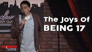 Download The Joys Of Being 17 (Stand Up Comedy) Video