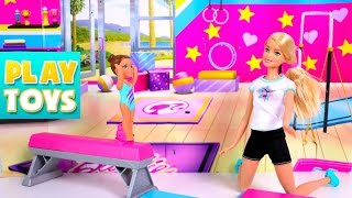 Download Barbie vs Elsa Sports Challenge Competition - Barbie girl dolls beat Frozen team - funny kids video Video