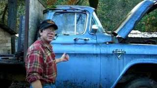 Download The Find 1956 GMC V-8 Hydramatic Napco 4X4 Dually Truck Video