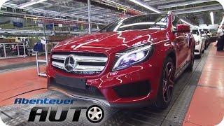 Download Mercedes GLA Produktion - So sieht's aus | Abenteuer Auto Classics Video