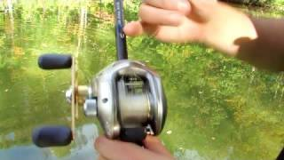 Download Baitcaster How To: Trick For Clearing Backlashes Video