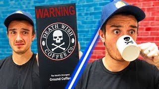 Download Trying The most Caffeinated Coffee In The World! Video