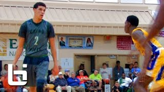 Download Lonzo Ball & Chino Hills TAKES DOWN no. 1 Montverde at City of Palms! Video