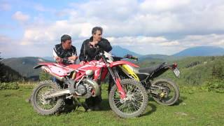 Download La plimbare cu Florian Pop - Beta 300 RR si Yamaha Tricker 250 Video