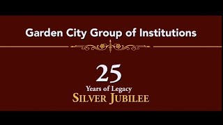 Download Garden City Group of Institutions Legacy of 25 Years Video