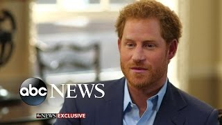 Download Prince Harry Opens Up about Princess Diana, Having Kids Video
