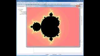 Download Drawing color Mandelbrot set in Java [SpeedCoding] Video