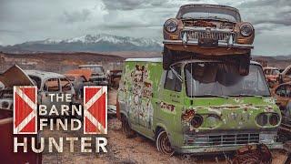 Download Rare glimpse inside Blake's Auto Salvage | Barn Find Hunter - Ep. 57 Video