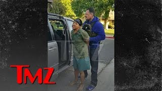 Download Ex-Disney Star Orlando Brown Arrested in His Underwear by Bounty Hunters in Crazy Video | TMZ Video
