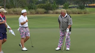 Download Team Daly Highlights | Round 1 | PNC Father Son Video