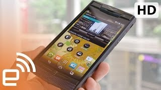 Download This is what a $22,000 Android phone feels like | Engadget Video