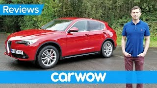 Download Alfa Romeo Stelvio SUV 2018 review | Mat Watson Reviews Video