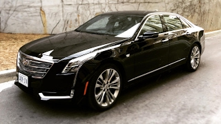 Download 2017 Cadillac CT6 Platinum 3.0TT AWD - Review Video