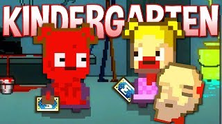 Download MONSTERMON CARDS DO BAD THINGS TO KIDS - Finding All Monstermon Cards - Kindergarten Gameplay #8 Video