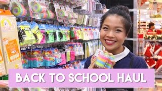 Download Shopping for School Supplies (Muji, Daiso, Japan Home) + GIVEAWAY! | PrettySmart Video