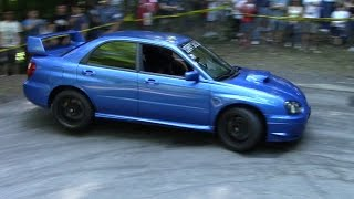 Download INSANE Subaru Impreza STI Climbing The Hill - Lovely Boxer Sound! Video