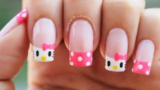 Download Decoración de uñas Hello Kitty - Hello Kitty nail art Video