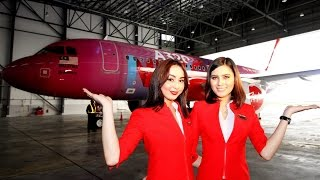 Download AirAsia is the first airline in Asean to operate Airbus A320 Neo Video