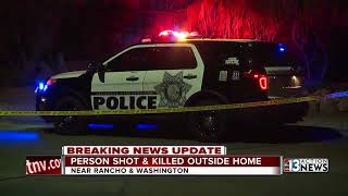 Download Car sale may have led to man's death near Rancho and Washington Video