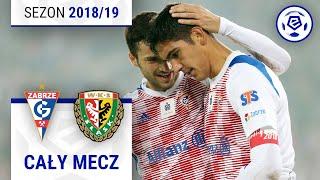 Download Górnik Zabrze - Śląsk Wrocław [2. połowa] sezon 2018/19 kolejka 15 Video
