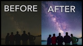 Download Milky Way Photography: Lightroom Tutorial - Basic Workflow Video