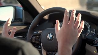 Download My First Autonomous Driving Experience! - BMW @ CES 2017 Video