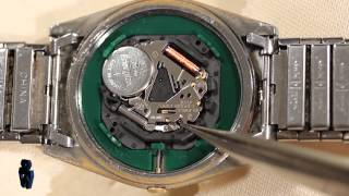 Download How to Remove & Replace Watch Movements Video