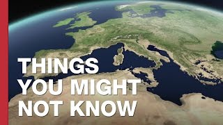 Download The Bizarre Plan to Drain the Mediterranean: Atlantropa Video