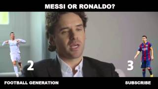 Download Messi vs Ronaldo | Who is Better? 10 Famous Player's Votes Video