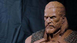 Download Sculpting Witcher Geralt in Monster Clay! Part 1 Edited 2018 Video