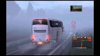 Download Euro Truck Simulator 2 - TSM 4.0 With Bus Real Expresso Full HD Video
