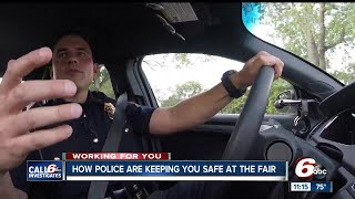 Download How police are keeping you safe at the State Fair Video