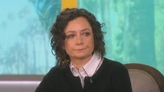Download Sara Gilbert Speaks Out in First TV Appearance Since Roseanne Cancellation Video