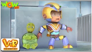 Download The Turtle Alien - Vir: The Robot Boy WITH ENGLISH, SPANISH & FRENCH SUBTITLES Video