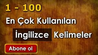 Download 3500 İngilizce Kelime - 1 Video