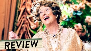 Download FLORENCE FOSTER JENKINS Trailer Deutsch German & Review, Kritik (HD) | Meryl Streep 2016 Video