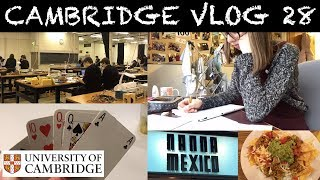Download CAMBRIDGE VLOG 28: LABS, LECTURES AND LAUGHS Video