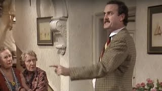 Download Kicking Guests Out | Fawlty Towers | BBC Video