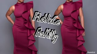 Download How to make a flounce(Easiest method) Video