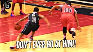 Download NEVER Go at Tyler Ulis For Your Own Sake!!! Top 10 Moments From Past Ballislife All American Games! Video