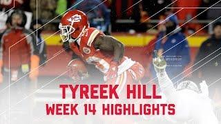 Download Tyreek Hill's 2 TD Night! | | NFL Week 14 Player Highlights Video