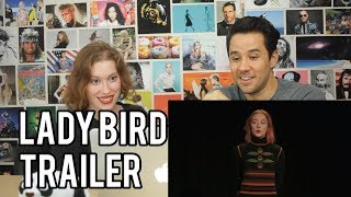 Download Lady Bird - Trailer - REACTION!! Video