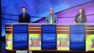 Download Sippy On Jeopardy ep220 TEEN TOURNEY Video