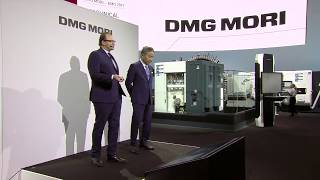 Download DMG MORI Technical Press Conference, EMO Hannover 2017, 19.9.2017 Video