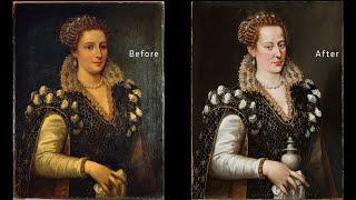 Download Behind the Scenes: The Restoration of Isabella de' Medici Video