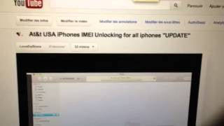 Download Factory Unlock your AT&T iphones 4s via Permanent Factory Remote imei Service Video
