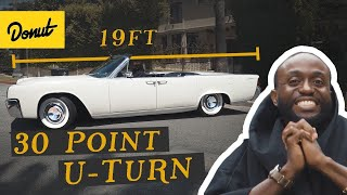 Download 1964 Lincoln Continental: TOO LONG to Drive? | Miracle Whips Video